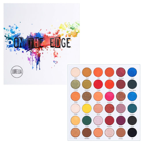 Lurella - On the Edge Eyeshadow Palette