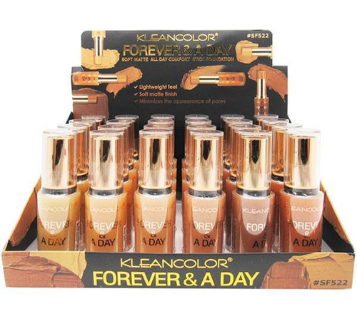 Kleancolor - Forever & A Day Stick Foundation