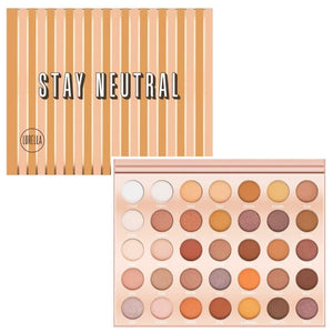 Lurella - Stay Neutral Eyeshadow Palette