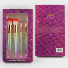 Load image into Gallery viewer, ANA Beauty - Treasure 4pc brush set