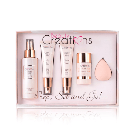 Beauty Creation - Flawless Stay Prep & Prime Collection