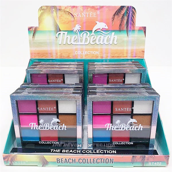 Santee - The Beach Collection Palette