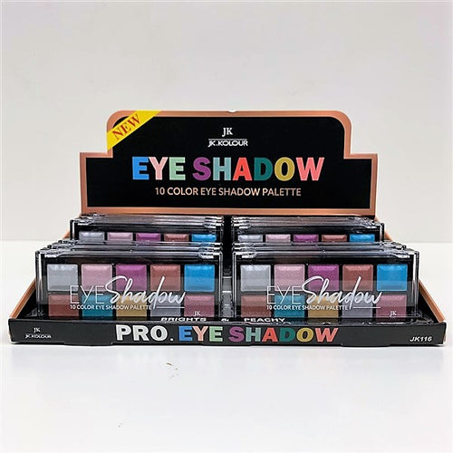 JK - 10 Color Eye Shadow Palette