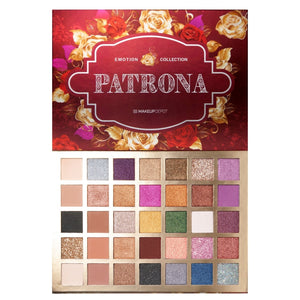 Makeupdepot 35 color palette - Patrona
