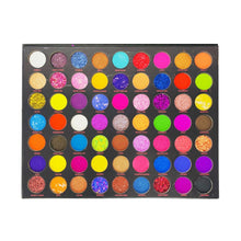 Load image into Gallery viewer, Bella Forever - Methamorphosis 63 Color Eyeshadow Pallete