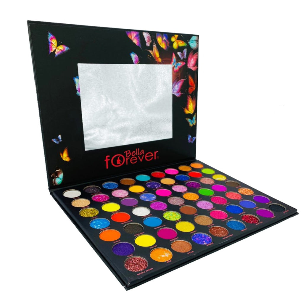 Bella Forever - Methamorphosis 63 Color Eyeshadow Pallete