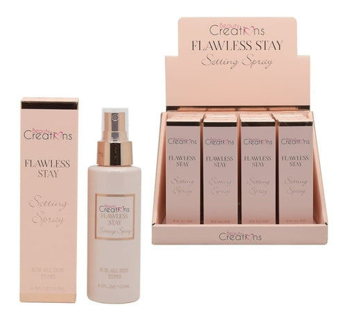 Beauty Creation - Flawless stay setting spray