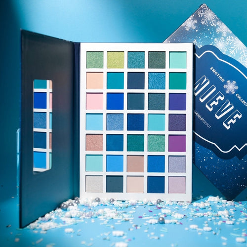 Makeup depot 35 color palette - Nieve