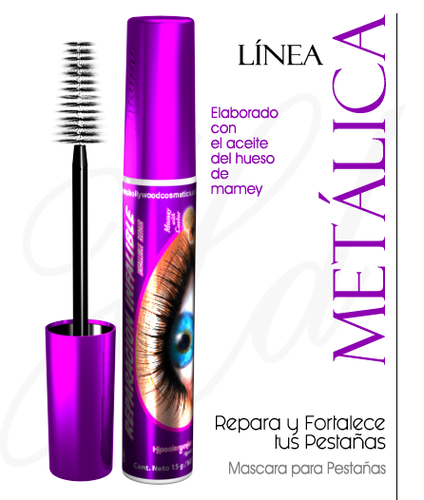 Hollywood - Metalic Line Mascara