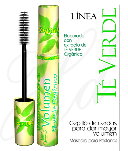 Hollywood - Green Tea Line Mascara