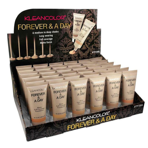 Kleancolor - Forever & A Day Matte Full Coverage Foundation