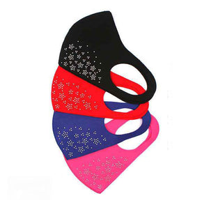 Stone Fashion Mask - Pattern - mixed color
