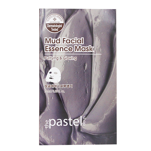 The Pastel Shop - Mud Facial Essence Mask