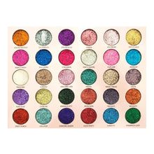 Load image into Gallery viewer, Italia Deluxe - Unicorn Party Glitter Palette