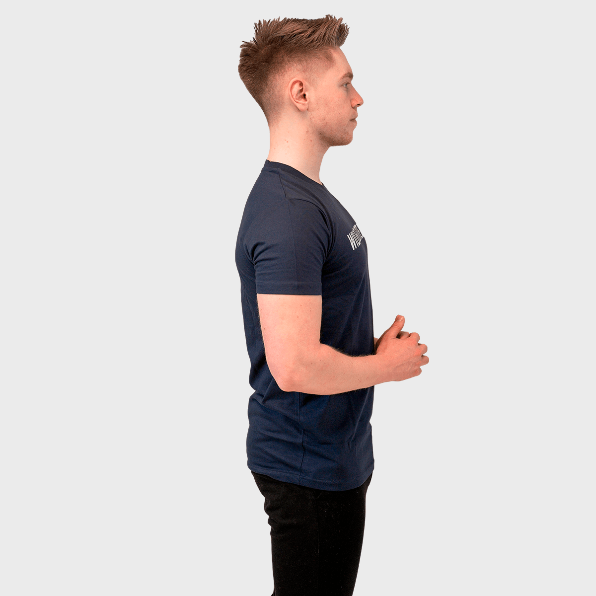 MISSION T-SHIRT NAVY