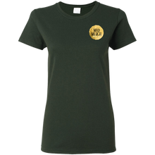 Load image into Gallery viewer, G500L Gildan Ladies' 5.3 oz. T-Shirt
