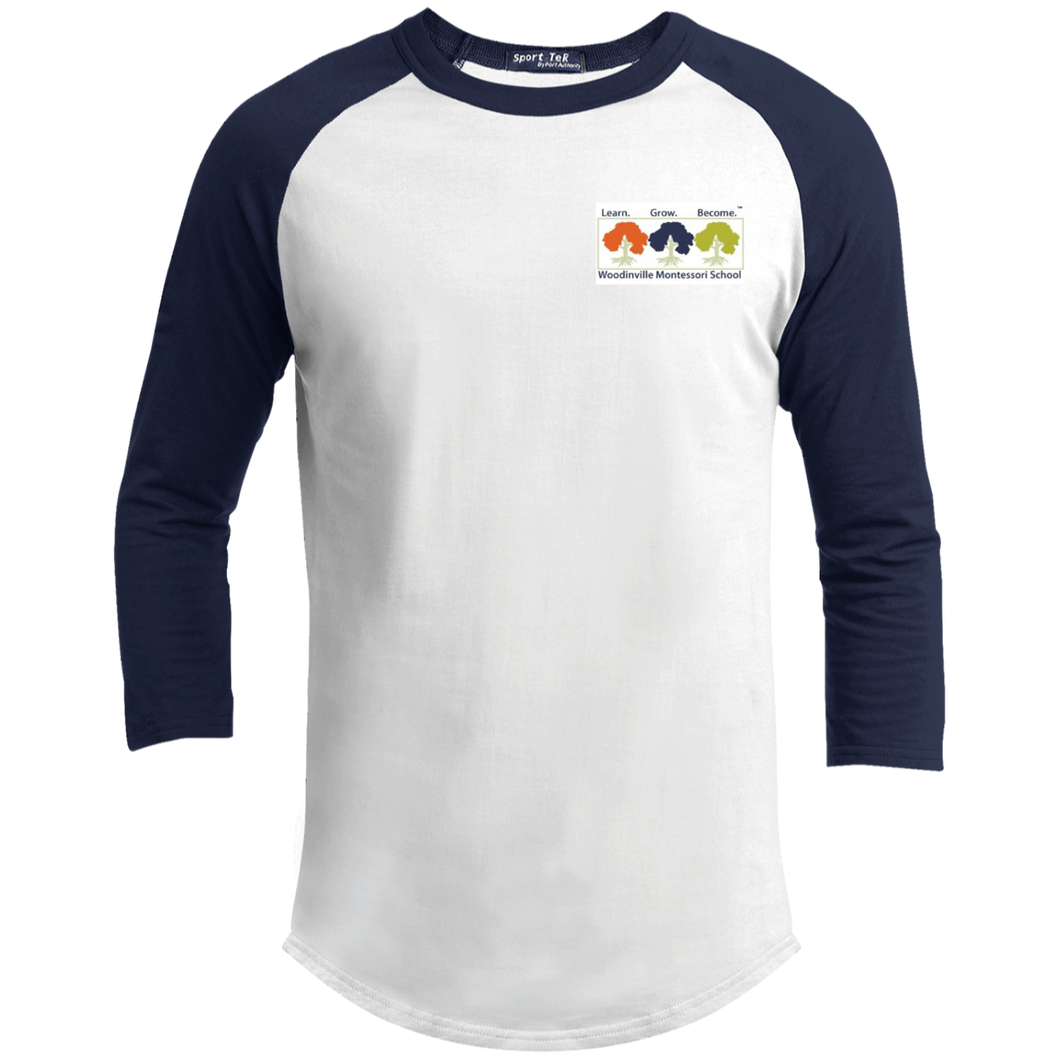 YT200 Sport-Tek Youth Sporty T-Shirt