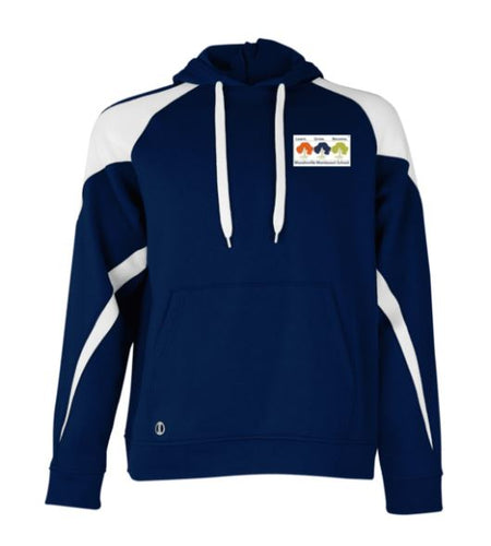 229646 Holloway Youth Colorblock Hoodie