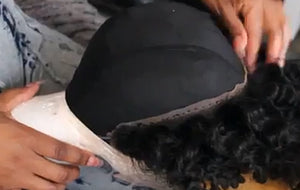 Unboxing TheGoodHair.com Brazilian deep curly Weave