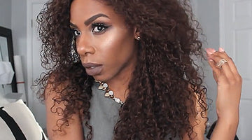 Thegoodhair com Brazilian Deep Wave Hair Installed Review