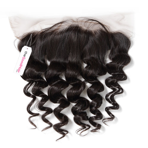 Lace frontal loose wave 13*4inch