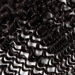 Lace frontal deep curly 13*4inch