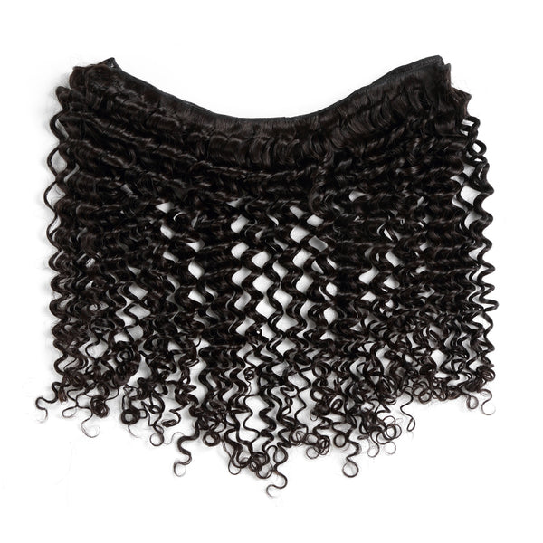 7A Hair Weave Brazilian Virgin Hair Deep Curly