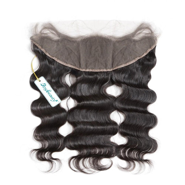7A 4 Bundles Brazilian Hair With Frontal Body Wave