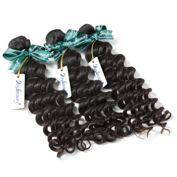 8A Hair Weave Malaysian Hair Loose Curly
