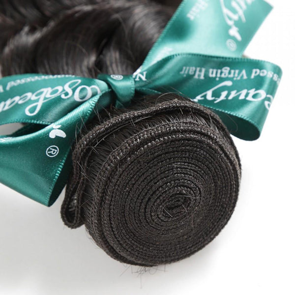 8A Hair Weave Peruvian Hair Loose Curly