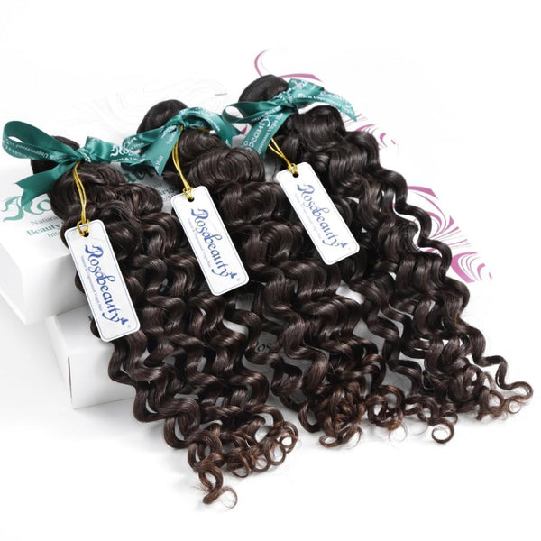 8A Hair Weave Malaysian Hair Natural Curly