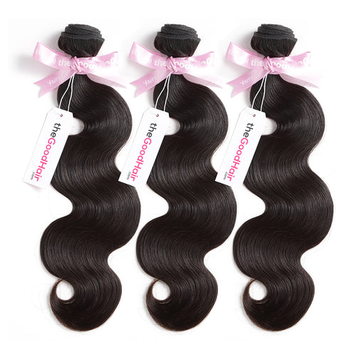 100% Human Virgin Hair Body Wave