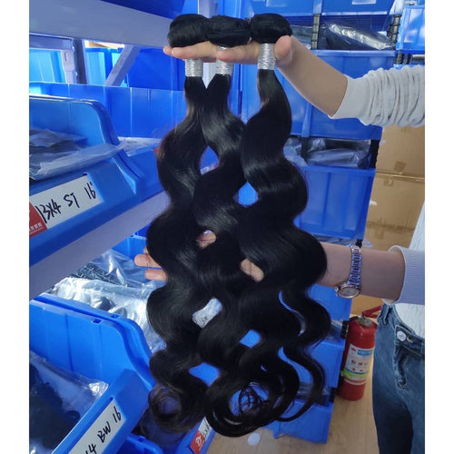 Special long hair body wave bundles from 28inch to 40inch