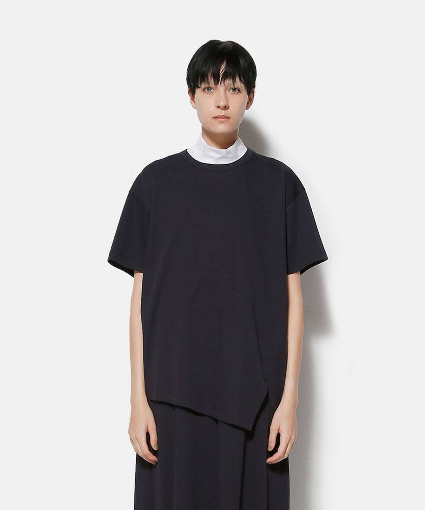 CO SMOOTH SLIT TEE