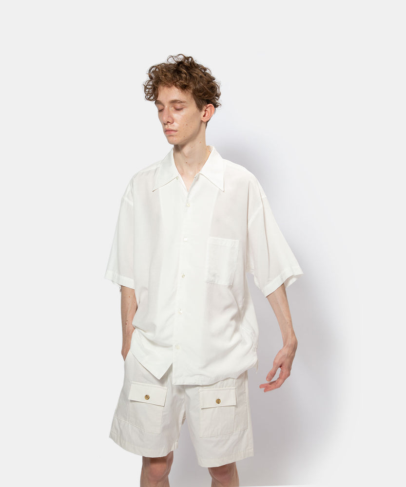 Tropical washedout s/s shirts