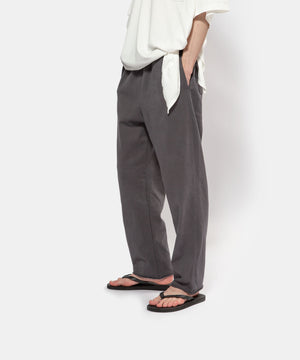 Load image into Gallery viewer, Platinged cotton jersey pants