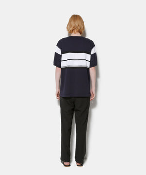 Load image into Gallery viewer, ORGANIC CO STRIPE TOP