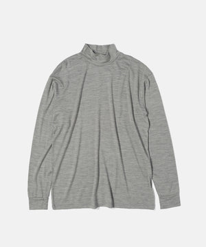 Super120 Wool L/S T-Shirts