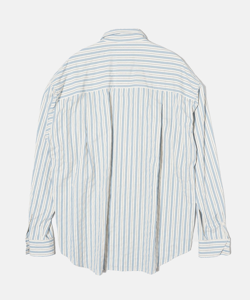 Cupra / Cotton Stripe Shirt