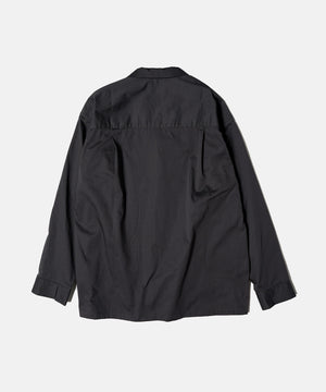 Organic Cotton L/S Shirt