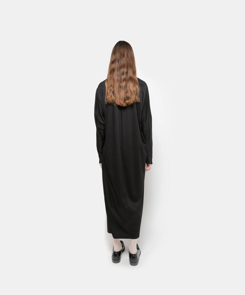 Smooth Cotton Dress