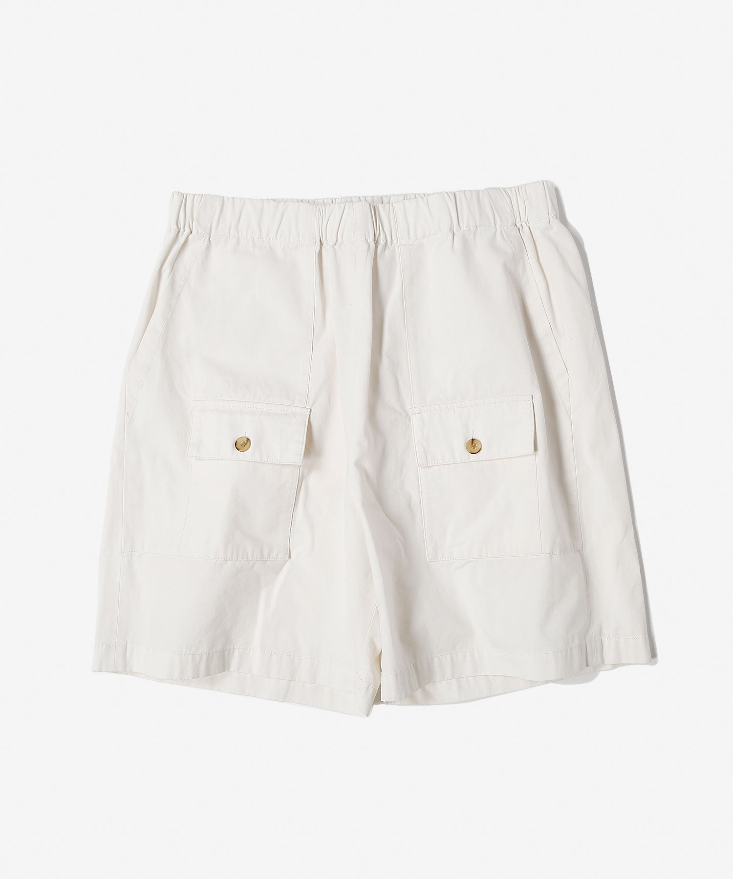 Cool crash cotton elastic shorts[Men]