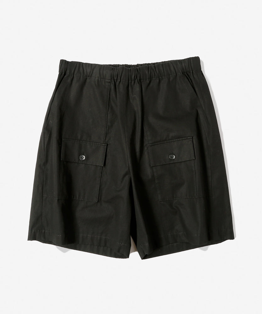 Cool crash cotton elastic shorts