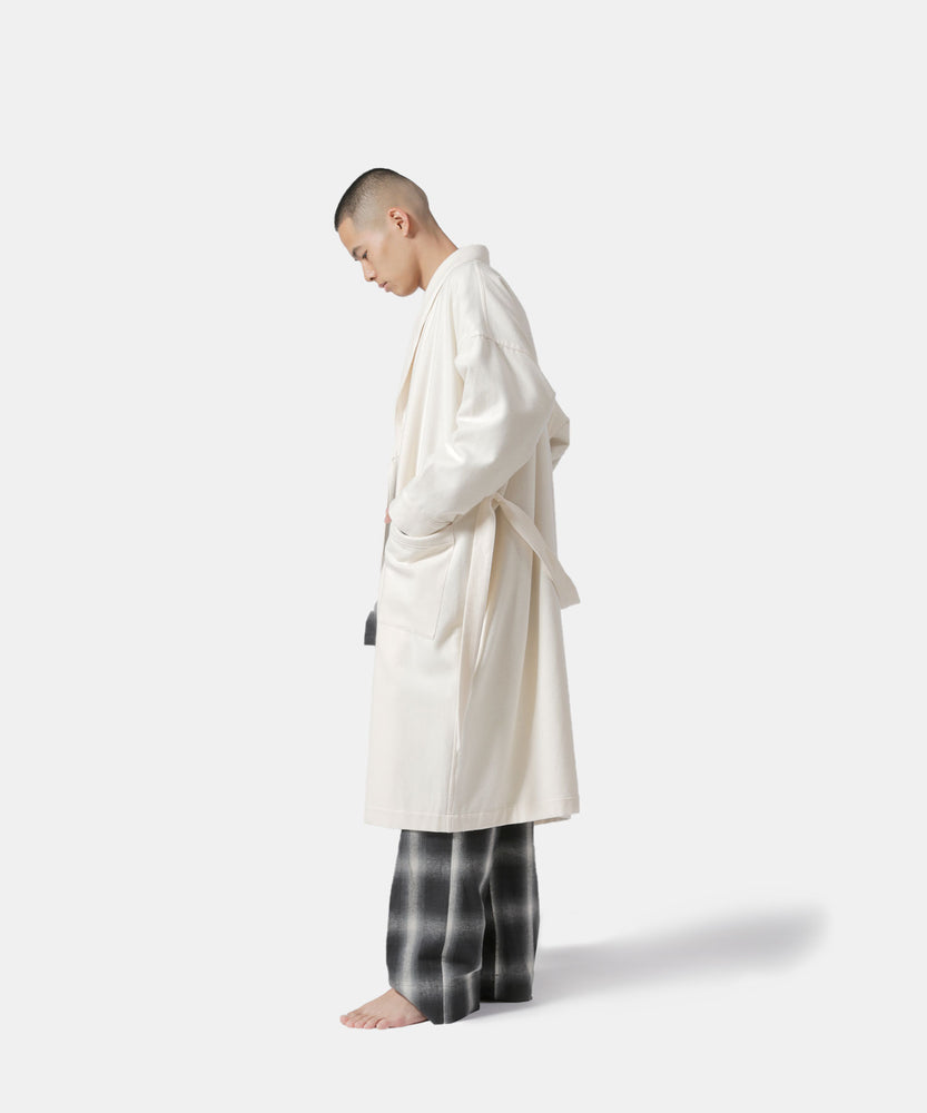 Flannel Organic Cotton Gown