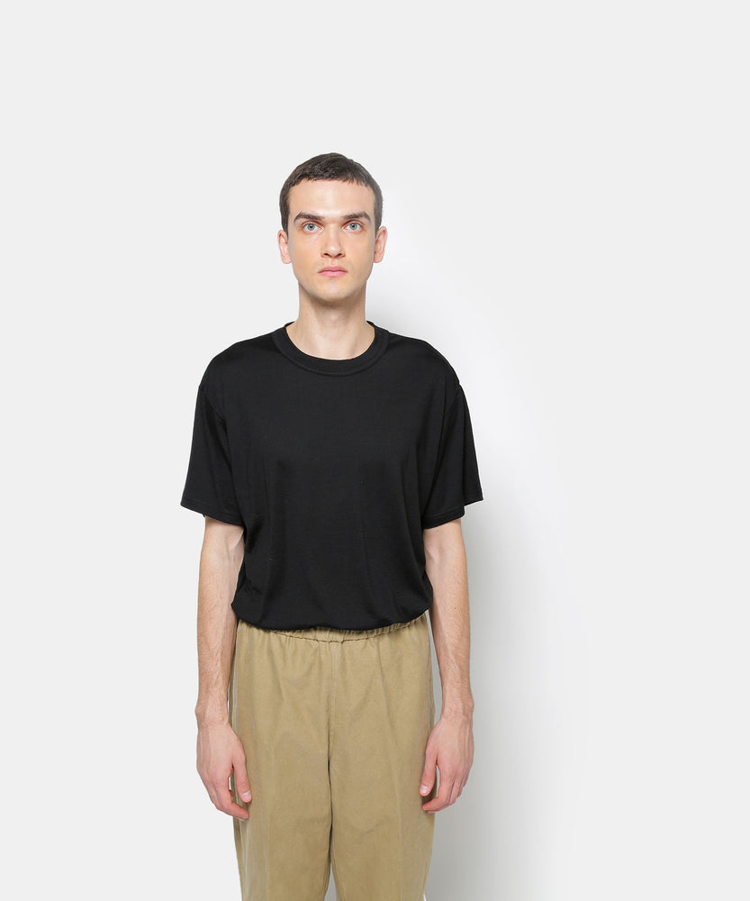 Super120 Wool S/S T-Shirts