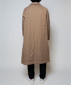 Gun-club check reversible coat[Unisex]