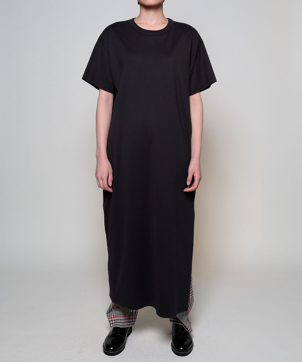 Suvin cotton dress tee[Womens]