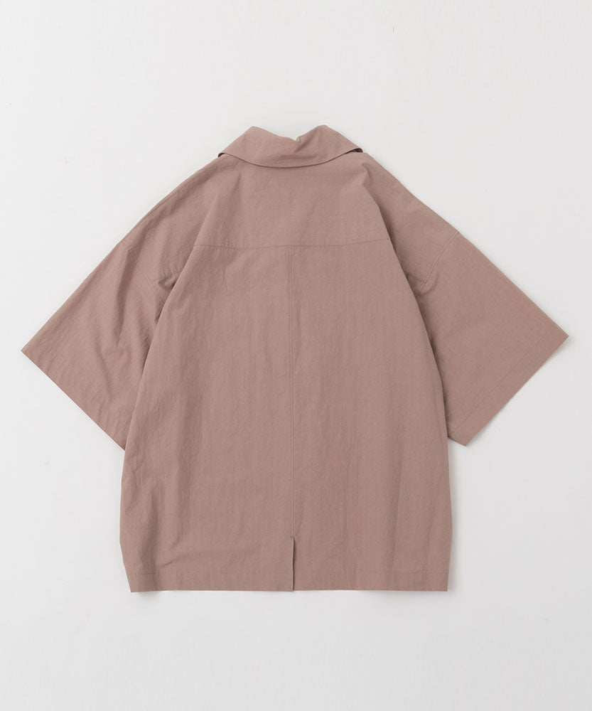 POWDER COTTON S/S SHIRTS
