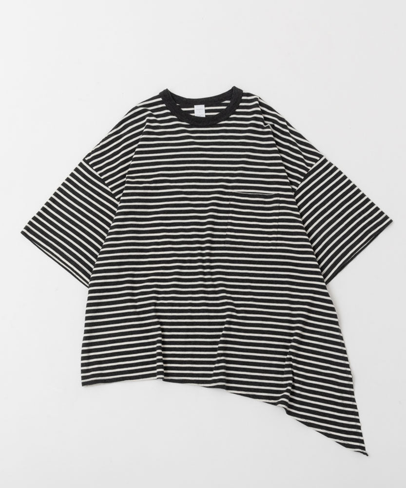 SAIL BORDER RIBBON TEE