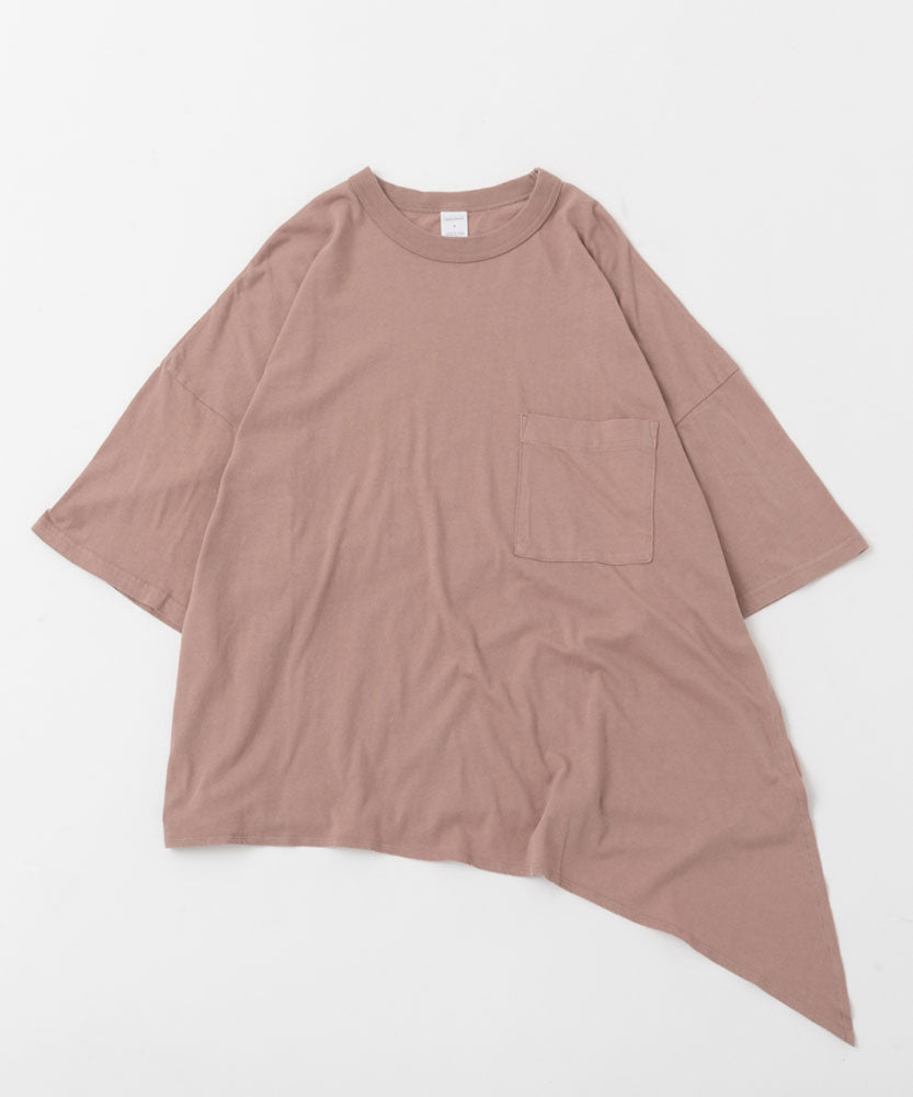 ORGANIC COTTON RIBBON TEE